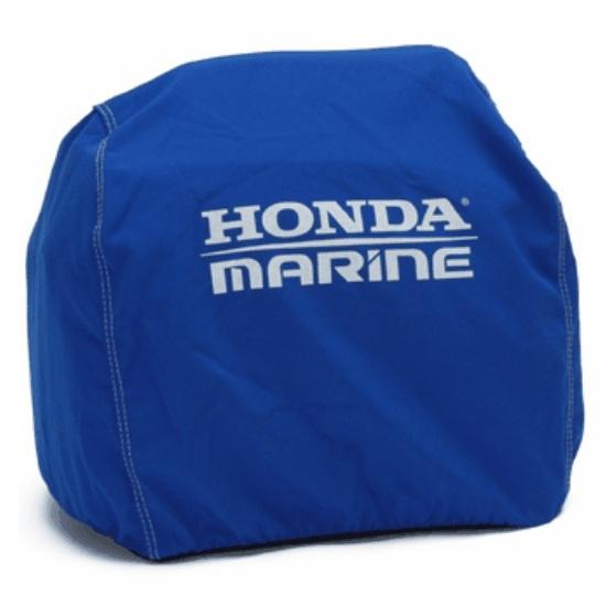 Чехол для генератора Honda EU10i Honda Marine синий в Белоярскийе