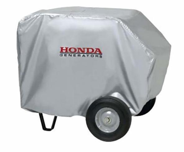 Чехол для генератора Honda EU10i Honda Marine серебро в Белоярскийе